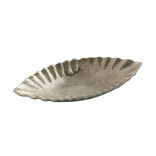 Alta Home Decorative Metal Platter