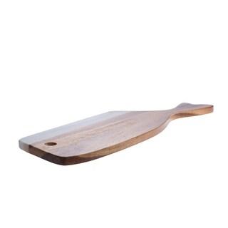 Marble & Acacia 3D Whale Cutting Board