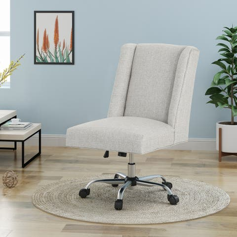 Hatherly Traditional Home Office Chair by Christopher Knight Home