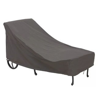 Link to Shield Outdoor Waterproof Fabric Patio Chaise Lounge Cover by Direct Wicker Similar Items in Patio Furniture