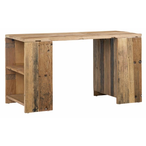 Progressive Natural Reclaimed Elk Desk