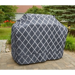 Premium Waterproof Printed Gas Grill Cover