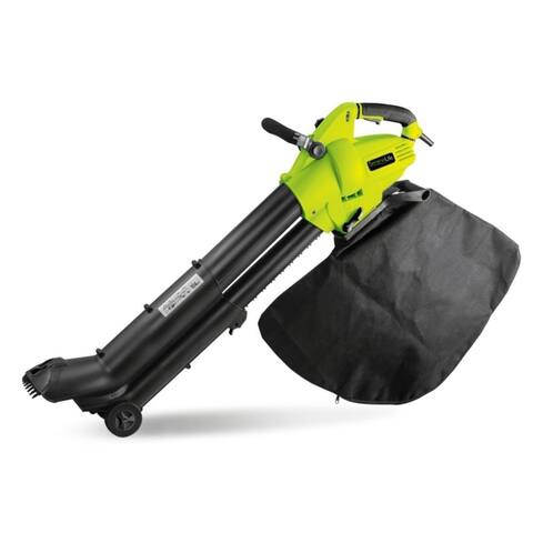 Electric Garden Blower Vacuum&Shredder Gardening Backyard Landscape