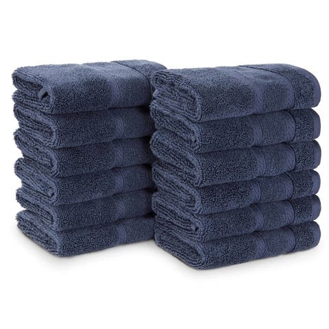 Nautica Belle Haven 12 Piece Wash Towel Set