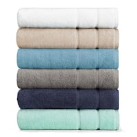 Nautica Belle Haven 2 Piece Bath Towel Set
