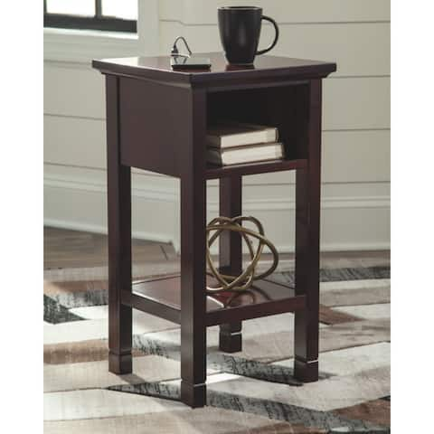 """Marnville Accent Table - 14.13"""" W x 14.13"""" D x 26"""" H"""