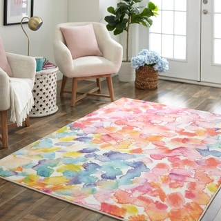 Link to Mohawk Home Sunwashed Dream Area Rug Similar Items in Patterned Rugs