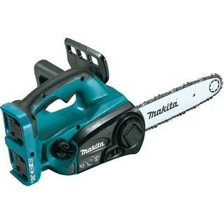 Makita XCU02Z 18V X2 36V LXT Lithium-Ion Cordless 12-inch Chain Saw Tool Only - Black