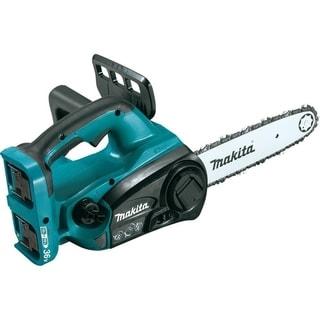 Makita XCU02Z 18V X2 36V LXT Lithium-Ion Cordless 12-inch Chain Saw Tool Only - Black