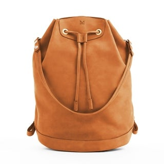 Handmade MONREAUX Lillie Leather Backpack