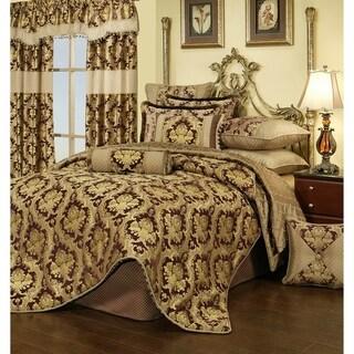 Austin Horn Classics Elizabeth 3-piece Luxury Comforter Set