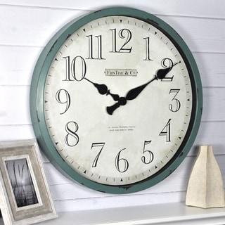 "FirsTime & Co® Bellamy Wall Clock - 24"""