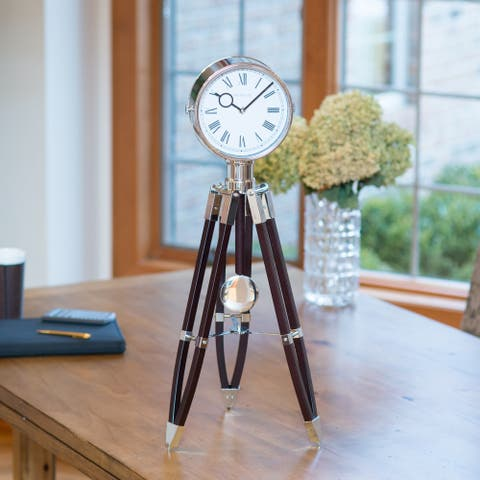 FirsTime & Co® Tripod Pendulum Clock
