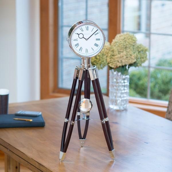 FirsTime & Co® Tripod Pendulum Clock