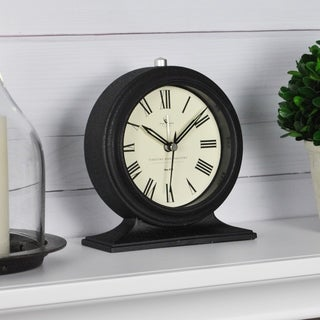 "FirsTime & Co® Antollini Tabletop Clock - 5""H x 7""W"