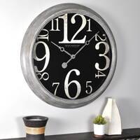 FirsTime & Co® Tilt Wall Clock