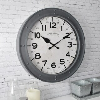 FirsTime & Co® Donovan Wall Clock