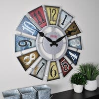FirsTime & Co® Numeral Windmill Wall Clock
