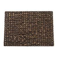 """Water Hyacinth Woven  Placemats (Set of 4) - 14""""x19"""""""