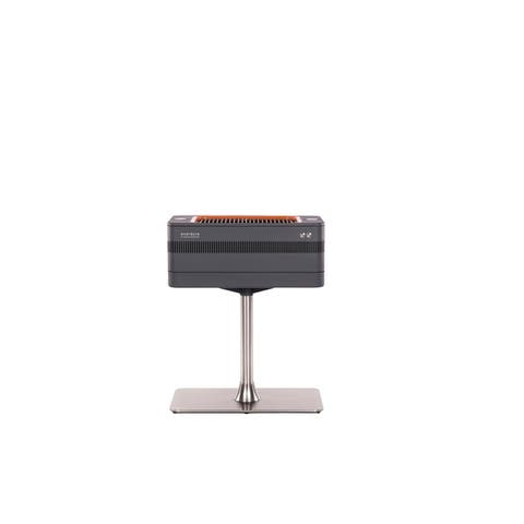 Everdure by Heston Blumenthal FUSION Electric Ignition Charcoal Barbeque with Pedestal