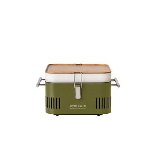 CUBE Charcoal Portable Barbeque