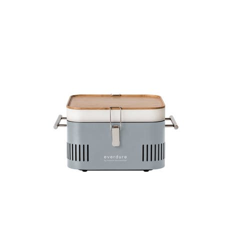 Everdure by Heston Blumenthal CUBE Charcoal Portable Barbeque