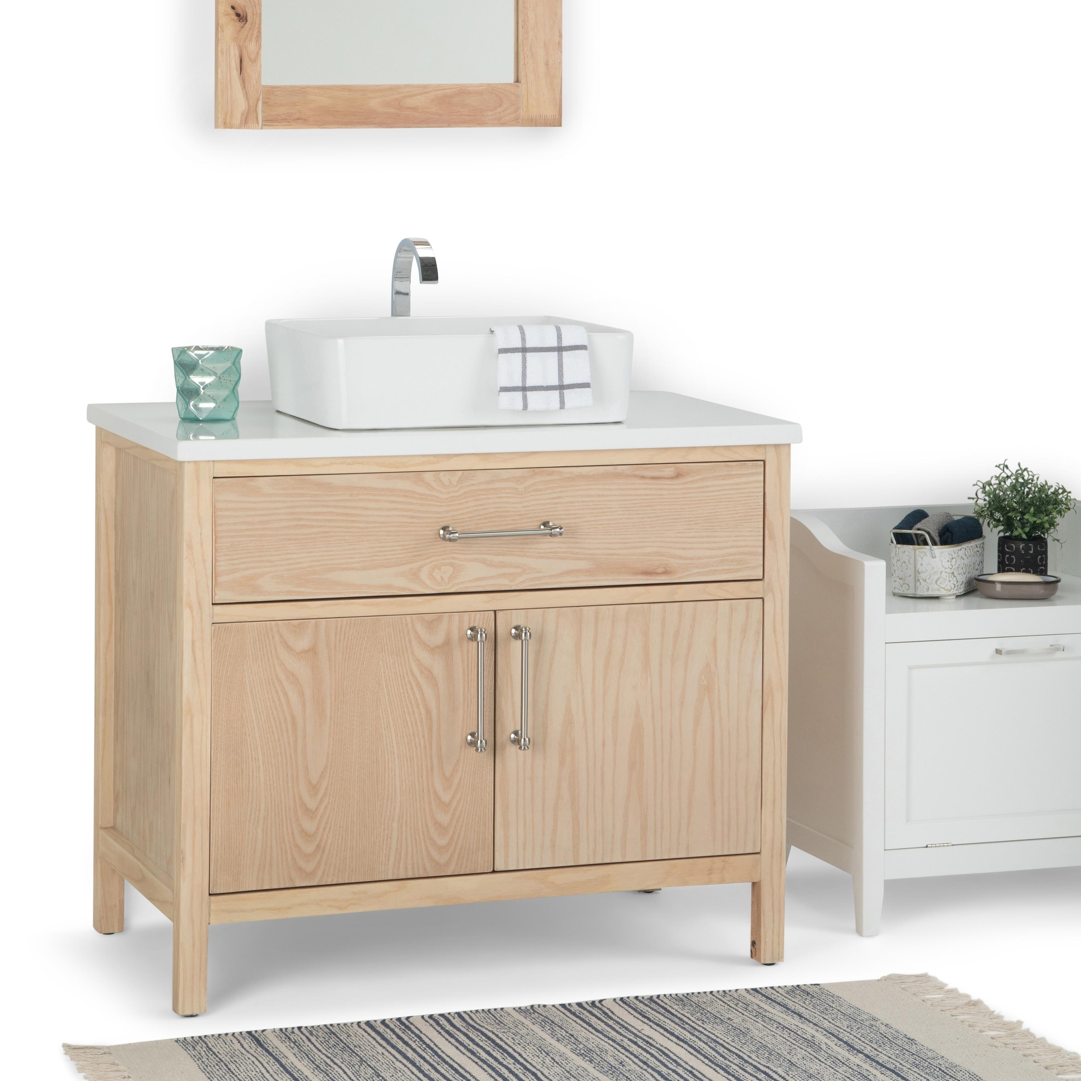 36 Inch Contemporary Bath Vanity