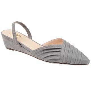 e14d97beac46 Buy Grey Women s Wedges Online at Overstock