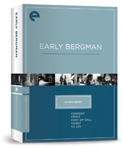 Eclipse Series 1 - Early Bergman (DVD)