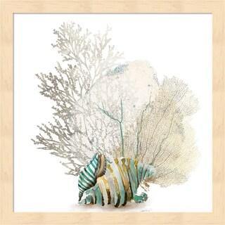 Aimee Wilson 'Coral II' Framed Art