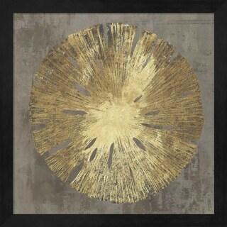Aimee Wilson 'Sand Dollar IA' Framed Art