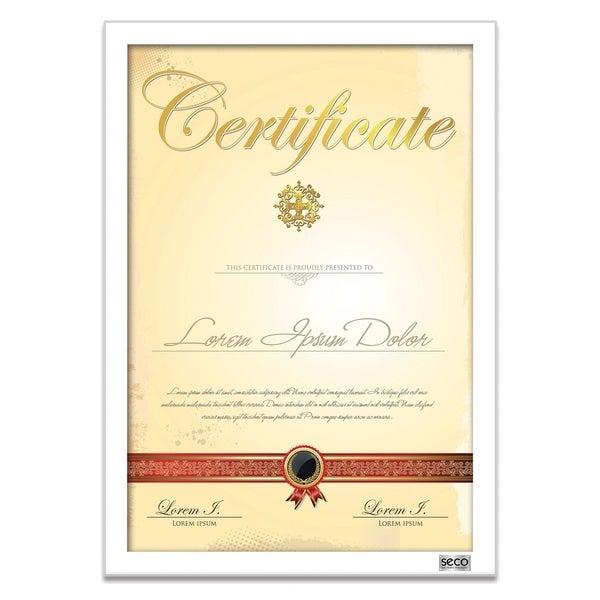 Shop SECO 25mm Mitred Diploma Frame, 11\