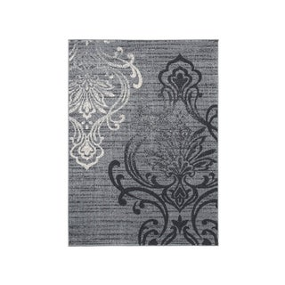 Signature Design by Ashley Verrill Grey Large Rug - 8' x 10'