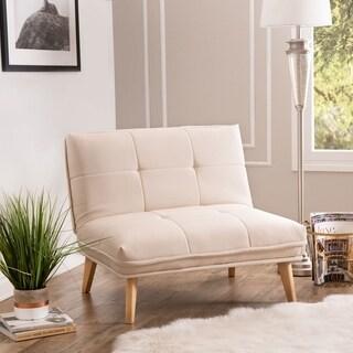 Abbyson Durango Fabric Convertible Chair