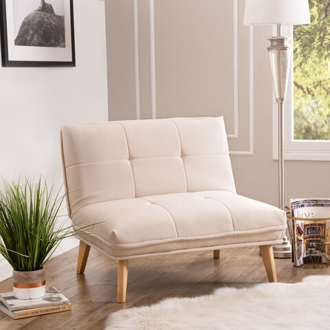 Abbyson Durango Fabric Convertible Chair