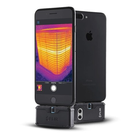 FLIR ONE PRO LT MICRO-USB Thermal Imaging Camera Attachment