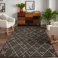 Mohawk Home Prismatic Tribal Lines Area Rug - 8' x10'