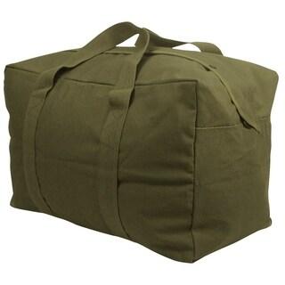 Rothco Canvas Parachute Cargo Bag Olive Drab - Green