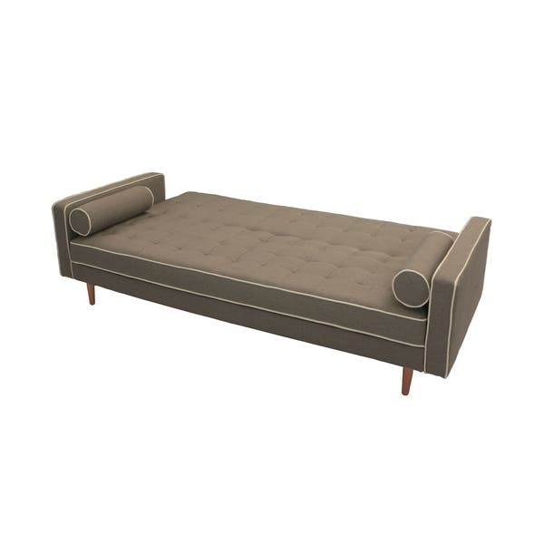 Super Shop Arletta Click Clack Sofa Bed Free Shipping Today Alphanode Cool Chair Designs And Ideas Alphanodeonline
