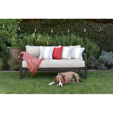Serta Catalina Outdoor Sofa in Bronze