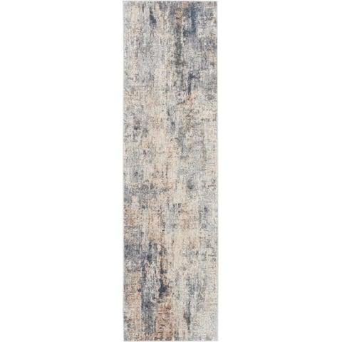Rustic Textures Area Rug