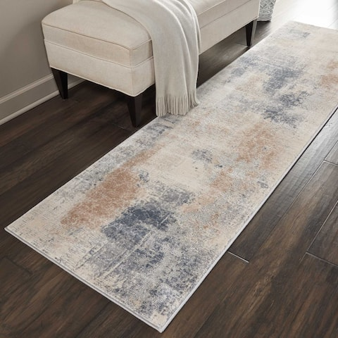 Rustic Textures Area Rug