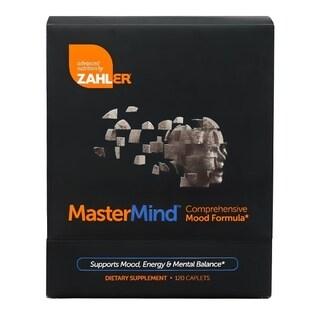 Zahler MasterMind Certified Kosher (120 Tablets)
