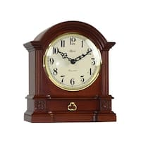 Hollins-Barrister Style Mantel Clock