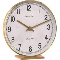 Fremont-Brass Table Clock
