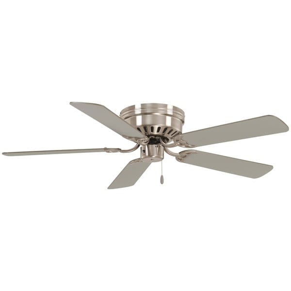Minka Aire Mesa With Led Light 52 Flush Mount Ceiling Fan Free Shipping Today 22748937