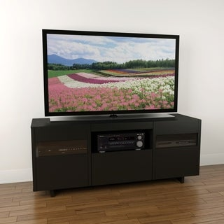 Nexera Vision 60 inch TV Stand, Black
