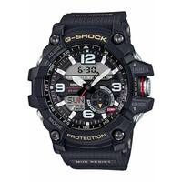 Casio Men's GG1000-1A 'G-Shcok' Analog-Digital Black Resin Watch