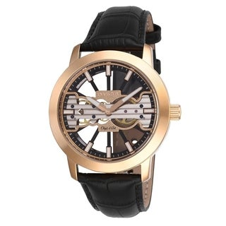 Link to Invicta Men's Objet D Art 25267 Rose Gold Watch Similar Items in Men's Watches