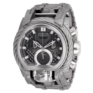 Invicta Men's 26437 'Reserve' Bolt Zeus Stainless Steel Watch